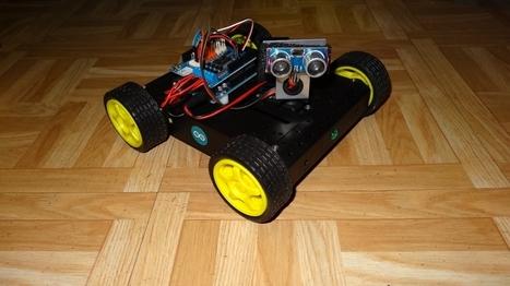 Arduino Uno R3 Robot Rover » markwheeler.com | Arduino&Raspberry Pi Projects | Scoop.it