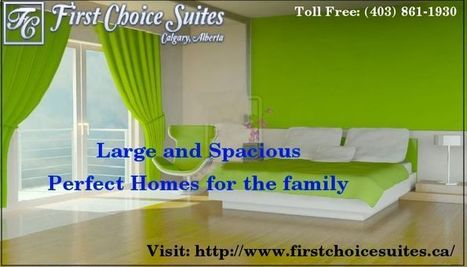 Select the Best Furnished Apartmen | Furnished Apartments In Calgary | Scoop.it