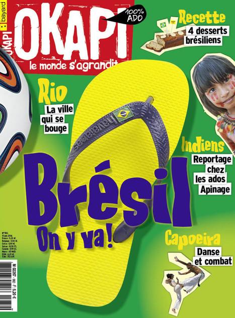 Okapi n° 982 – 15 juin 2014 | Nouveautés du CDI | Scoop.it