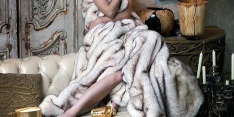 Faux Fur Throws | Lena9xy | Scoop.it