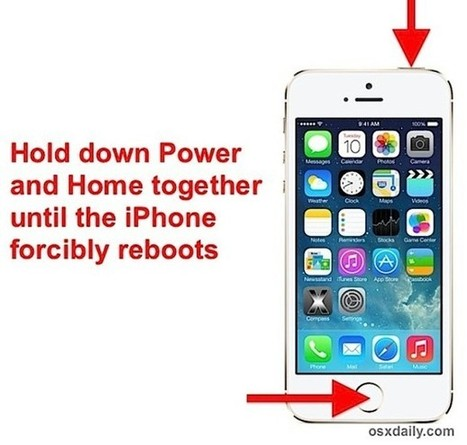 Is iOS 7.1 Draining Your Battery Life Too Fast? Try This to Resolve It - OSXDaily | Our environment | Scoop.it