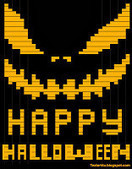 Happy Halloween 2013 Copy Paste Text Art | Cool Text Art 4 U | Halloween | Scoop.it