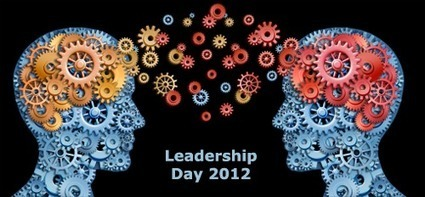 Calling all bloggers! - Leadership Day 2012 | Dangerously Irrelevant | School Librarian As Building Leader | Scoop.it