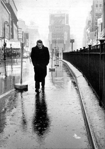 Storia di una fotografia: James Dean ritratto da Dennis Stock | Fotografia Italiana | Scoop.it