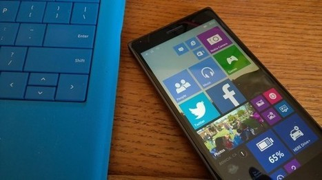 Hands on: Windows 10 Build 10051 brings impressive new features to phones, but slowly   Tech Latest   Scoop.it
