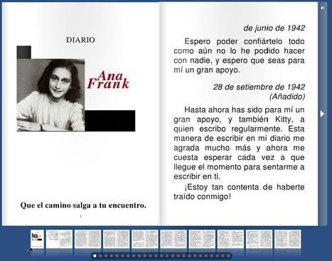 el Diario de Ana Frank 70 años después | Teatro en la escuela | Scoop.it