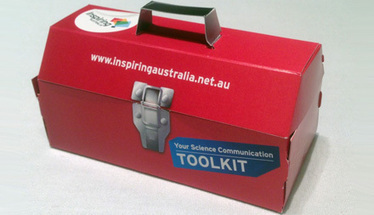 Science communication toolkit | Inspiring Australia | Connecting with technology-ICT for university educators. | Scoop.it