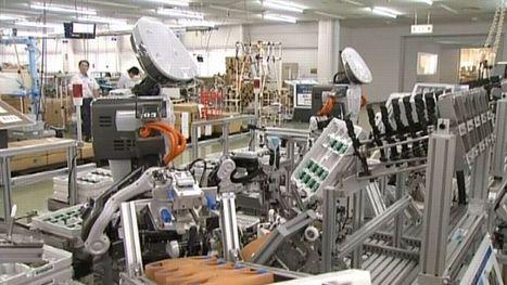 En manque de main-d'œuvre, le Japon embauche des humanoïdes | La robotique, prochain moteur de la croissance économique? | Scoop.it