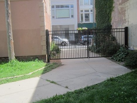 9th Square Merchants Relieved By New Fence - New Haven Independent | Fencing My House | Scoop.it