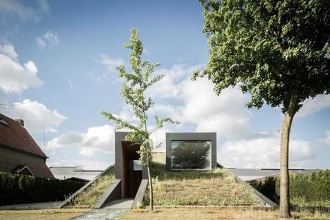 This Living Roof Literally Rises From the Lawn | studioaflo | Scoop.it