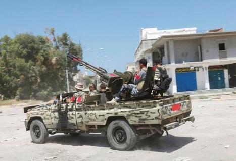 Libyan forces say Islamic State beaten back in Sirte | Saif al Islam | Scoop.it