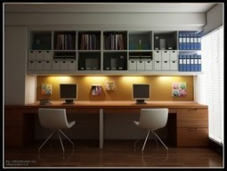 Executive Office Design Ideas | Home Design Ideas | Office Design News | Scoop.it