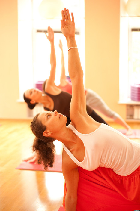 Why Yoga Is Good For Your Health   The Nice Life   Scoop.it