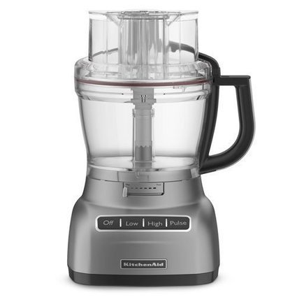 Today Kitchenaid Adjust 13-cup Food Processor Die Cast Metal Metallic Chrome Kfp1344mc Best Product the Best Gift Fast Shipping Ship Worldwide , Wanrasa Shop | from my desk | Scoop.it