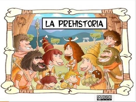 La Prehistoria - Actiludis | Recull diari | Scoop.it