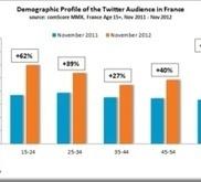 Twitter - 5,5 millions d'utilisateurs en France | Kitty news | Scoop.it