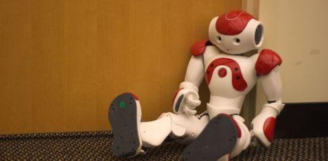 Pourquoi les robots doivent être capables de dire «non» | Marketing your technologies around the world | Scoop.it