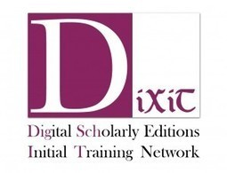 """Call for Paper: DiXiT Convention """"Digital Editions: Academia, Society, Cultural Heritage"""" 