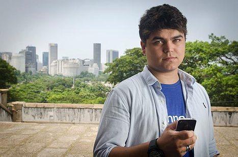 Folha de S.Paulo - Mercado - Criado por brasileiro, aplicativo que localiza táxi é exportado a cinco países - 07/01/2013 | Innovation and GIS | Scoop.it