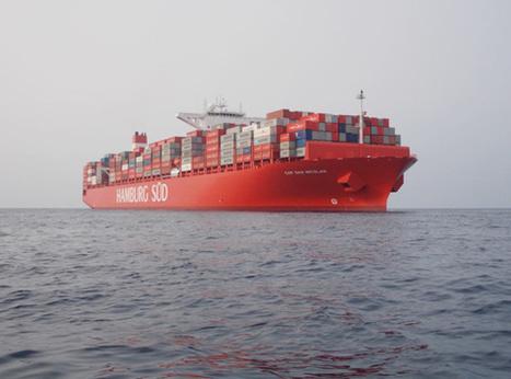 [MAERSK] [HAMBURG SUD] Maersk Line intéressé par l'acquisition de Hamburg Süd   L'Antenne   Quick News Ports européens   Scoop.it