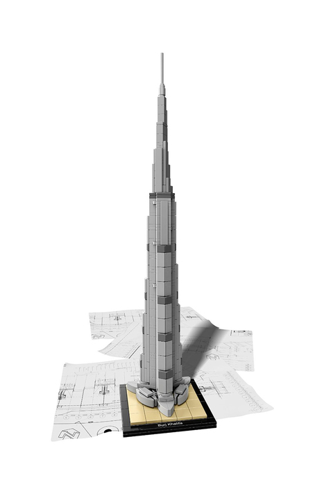 Lego Architecture Skyline Collection | Designed for Form and Function ....Chairs and Other Objects | Scoop.it