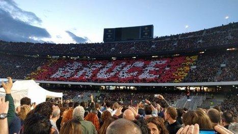 Bruce Springsteen à Barcelone : la setlist d'un concert frénétique | Bruce Springsteen | Scoop.it