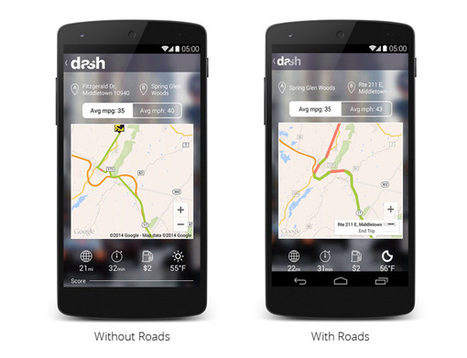 Google's new Maps API lets developers follow the road for smoother routes | MobileWeb | Scoop.it