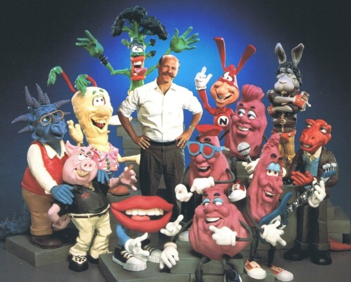 How the Father of Claymation Lost His Company | Kitsch | Scoop.it