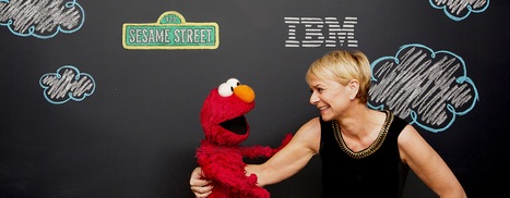 IBM and Sesame Workshop Aim to Personalize Learning for Preschoolers | STEM Connections | Scoop.it