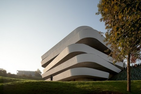 [Gipuzkoa, Spain] Basque Culinary Center / VAUMM | The Architecture of the City | Scoop.it