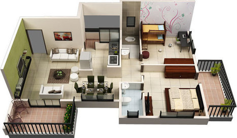 Flats in Talegaon Pune | My Home MH14 | Scoop.it