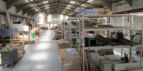 Dans ce hangar, on transforme les chutes de matériaux en œuvres d'art ! - ConsoCollaborative | actualités en seine-saint-denis | Scoop.it