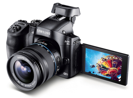 Samsung Unveils the NX30, Boasts Speedy Performance and Great Connectivity | CAMERA | Scoop.it