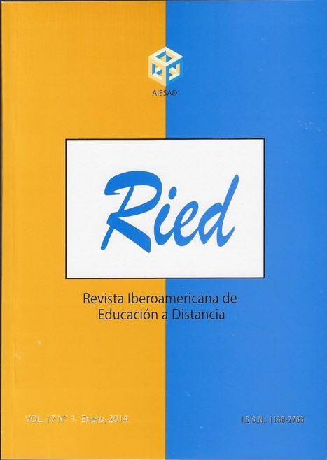 e-learning, conocimiento en red: Vol. 19, núm. 1 (2016) RIED @revistaRIED Revista Iberoamericana de Educación a Distancia | Educación a Distancia (EaD) | Scoop.it