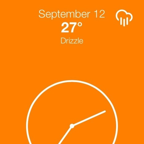 Rainly App - Rediscover the Weather | Tools You Can Use | Scoop.it