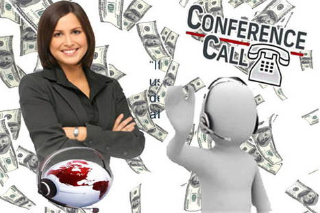 What is An Earnings Conference Call? | Tachnology Blog | VALENTINE DATE | Scoop.it