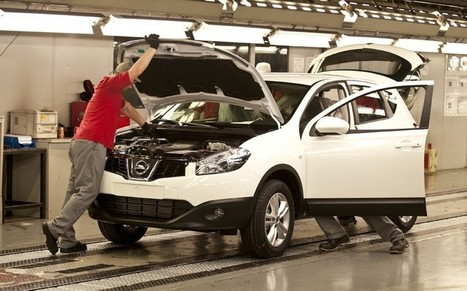 The history of Nissan's Sunderland factory - Telegraph | A2 Economics | Scoop.it