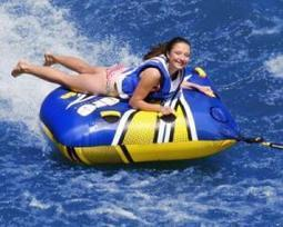 Towable Tubes, Boat Tubes, Water Towables, Inflatables   Towable Tubes   Scoop.it