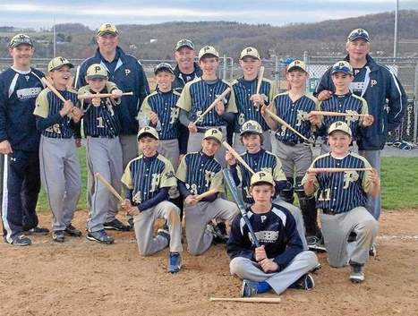 YOUTH SPORTS: PA Pioneers U-12 team finishes 2nd in Jackie Robinson Classic - The Mercury | Sports Entrepreneurship- Doukas 4243706 | Scoop.it