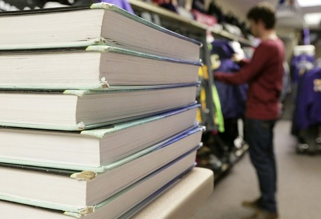 College courses without textbooks? These schools are giving it a shot. | Litteris | Scoop.it