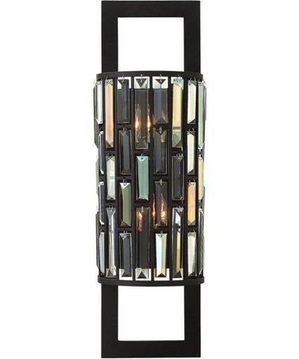 Fredrick Ramond Gemma 2-Light Sconce Vintage Bronze | Home Decors & Lighting | Scoop.it