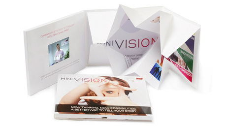 Innovative Video Brochures and Video Marketing - MiniVision | MiniVision | Scoop.it