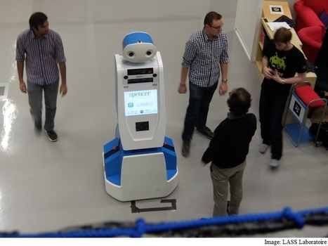 Robot to help passengers find their way at Schipol aiport in Amsterdam | Gadgets 360 | Robotics | Scoop.it