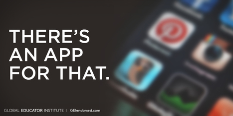 6 Apps Educators Shouldn't Live Without | Teacher Resources for Our Staff | Scoop.it