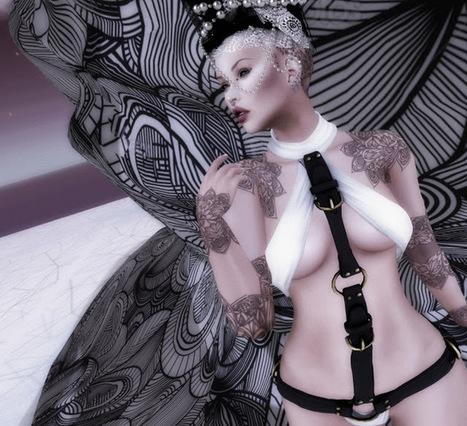 Fashion♂ ♀ 1431 | 亗  Second Life Fashion Addict  亗 | Scoop.it