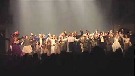 'Les Miserables' Returns to Broadway - NY1   BROADWAY DANCING   Scoop.it