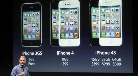 Pourquoi est-il toujours 9h42 dans les publicités pour l'iPhone? | Actus de la communication. | Scoop.it