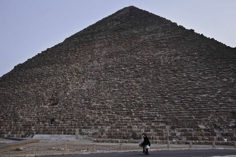 There Are Strange Hot Spots On Giza's Great Pyramid, And No One's Quite Sure Why  | News we like | Scoop.it