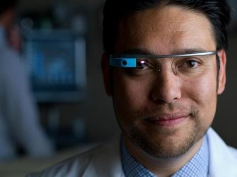Google Glass handed out to medical students at UC Irvine - CNET | Medisch onderwijs : innovatie door technologie | Scoop.it
