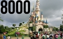 Emploi : Disneyland Paris recrute 8 000 personnes | Disney History | Scoop.it